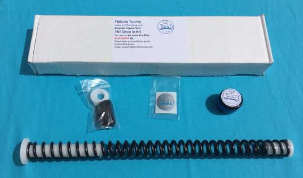 HW95 HW98 TbT Guide Sets and Spring Sets to fit Weihrauch HW95 HW98